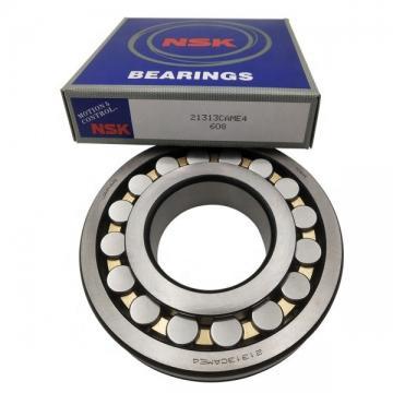 400 mm x 600 mm x 200 mm  NSK 24080CAE4 Spherical Roller Bearing
